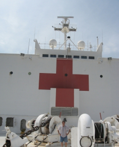USN Hospital Ship Hope